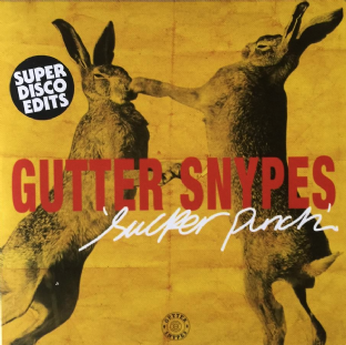 "Gutter Snypes ‎- Sucker Punch/Jillian (7"") (EX/EX)"